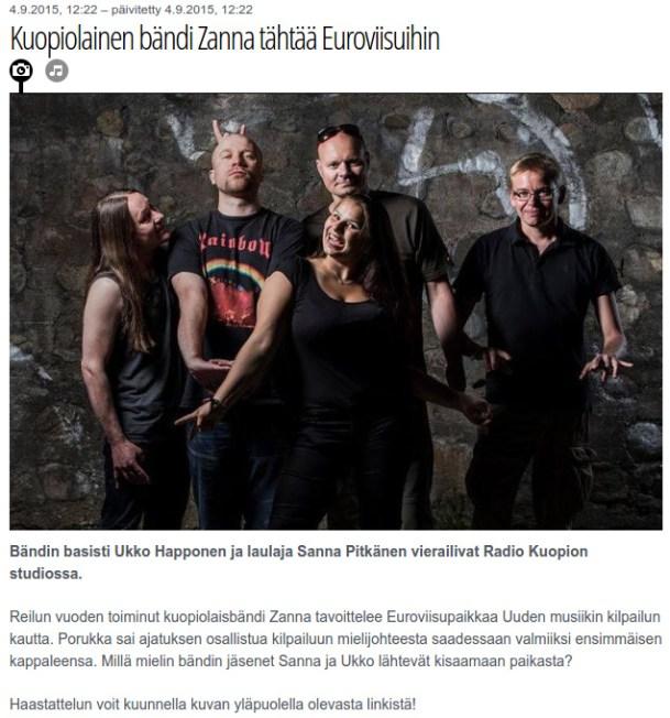 Zanna RadioKuopio