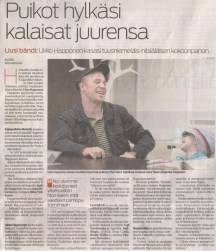 The Puikot - Savon Sanomat 17.5.2012 small