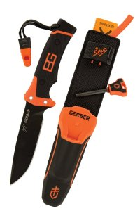 knife gerber ultimate bear grylls pro