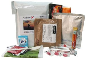 MRE self heating pack