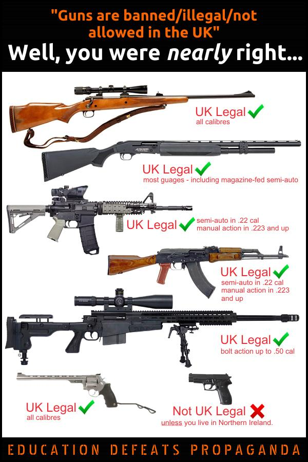 should semi automatic firearms be banned Should fully-automatic firearms be un-banned  than semi-auto full auto should be available because the government  guns should be banned.