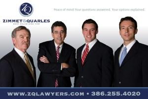 Zimmet & Quarles Lawyers ads