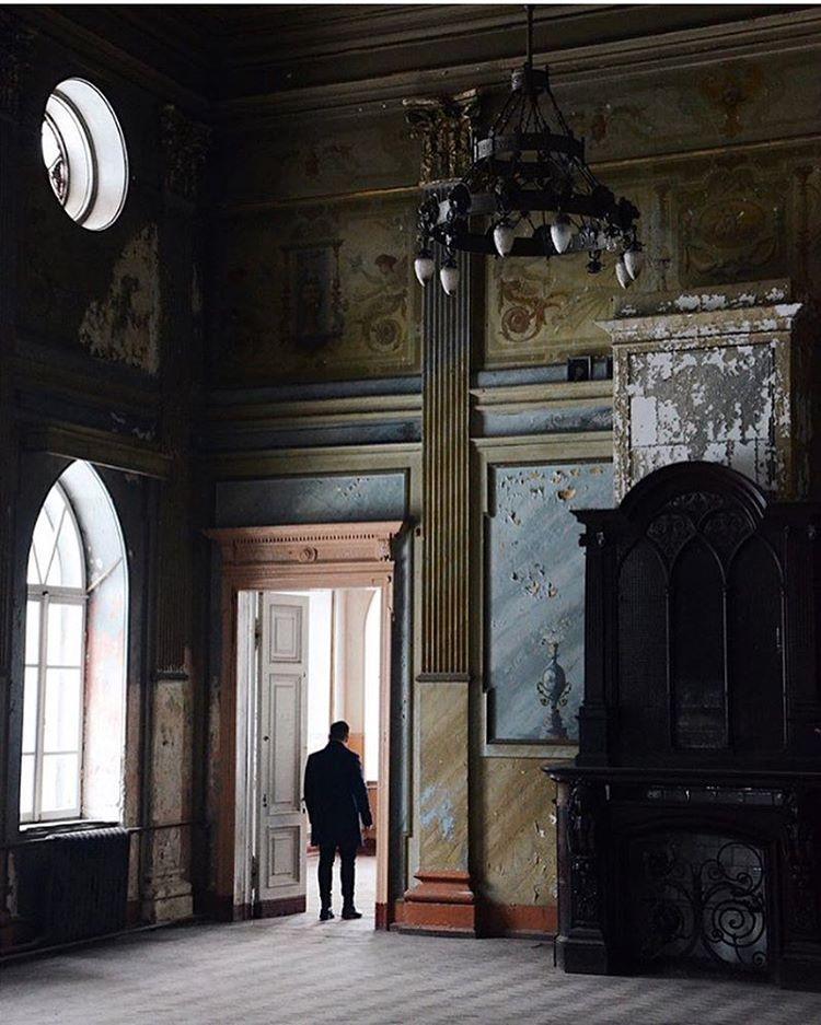 Шаровский замок, Харьковская область. @dionisium
