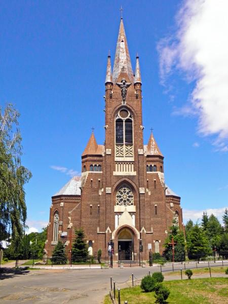 Костел Успения Пресвятой Богородицы (Камянка-Бугская)