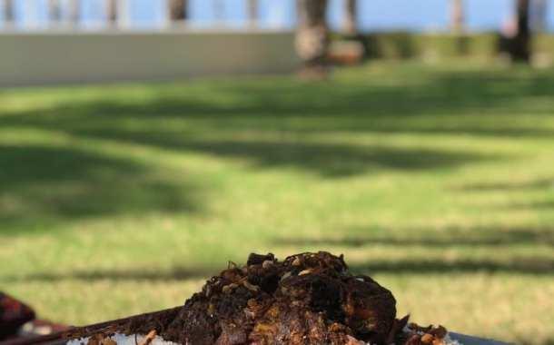 Оманська традиційна кухня - страва ШАВА