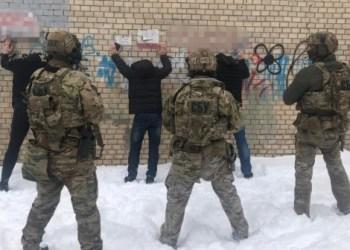 الكشف عن خلية ارهابية تابع لتنظيم داعش في كييف