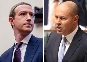 لماذا قبل فيسبوك طلب أستراليا
