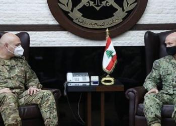 دعما للجيش اللبناني قائد العمليات في بيروت