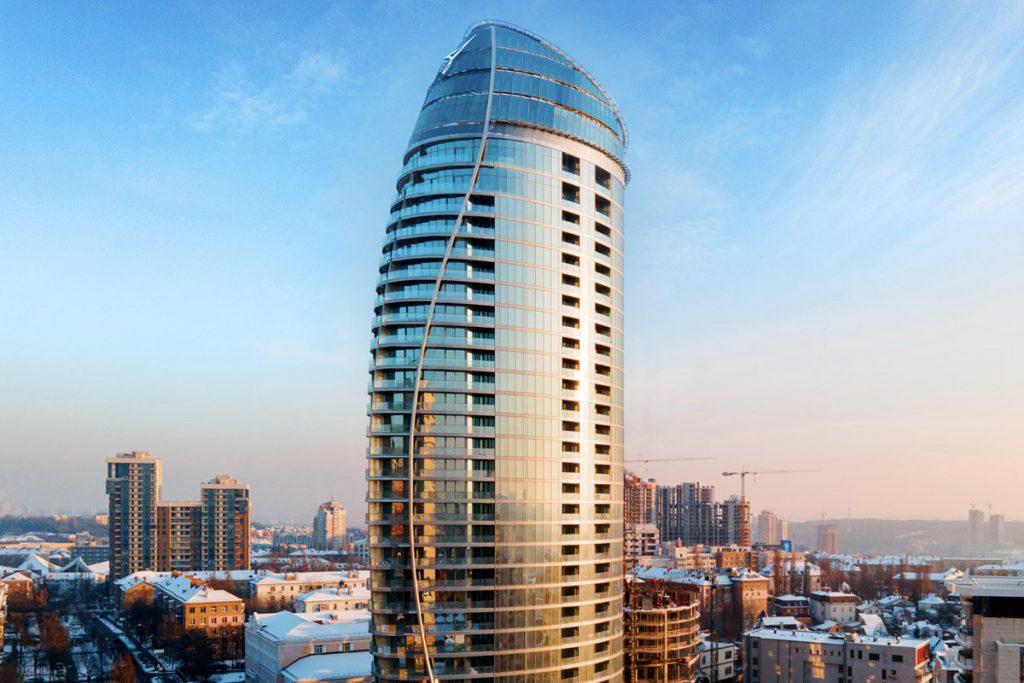 أوكرانيا تحصل على أول جائزة أوسكار معمارية لها. لماذ