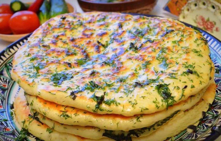 البازلاما.. كعك تركي معطر بشكل لا يصدق وسهل الطبخ في مقلاة