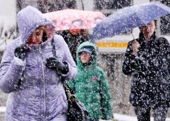الطقس في اوكرانيا امطار وضباب وثلوج