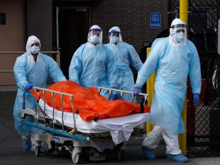 العالم يسجل 115.7 مليون حالة اصابة بفايروس كورونا