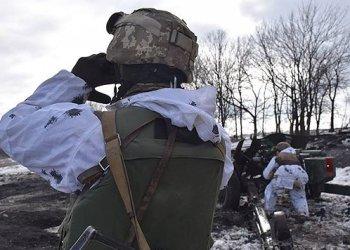 انتهاك وقف اطلاق النار في دونباس