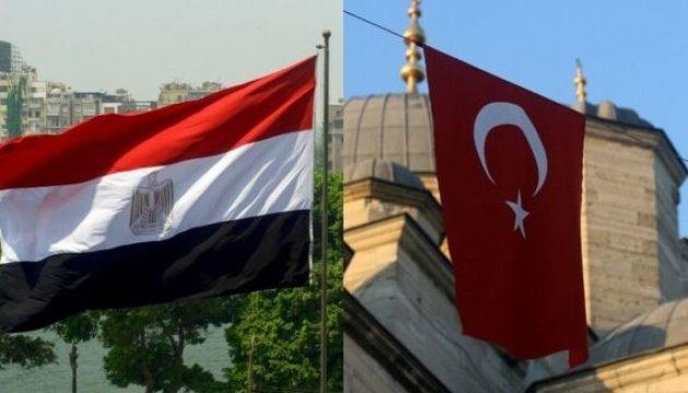 تركيا تستأنف الاتصالات الدبلوماسية مع مصر