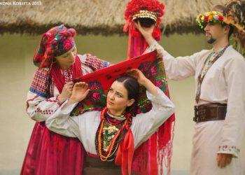 تقاليد الزفاف في أوكرانيا