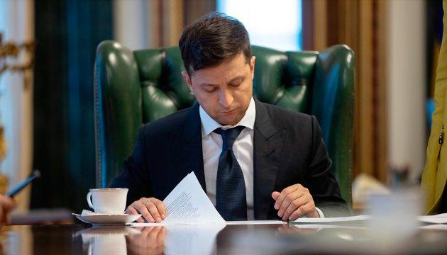 زيلينسكي يضع خطة لتطوير التعليم المهني