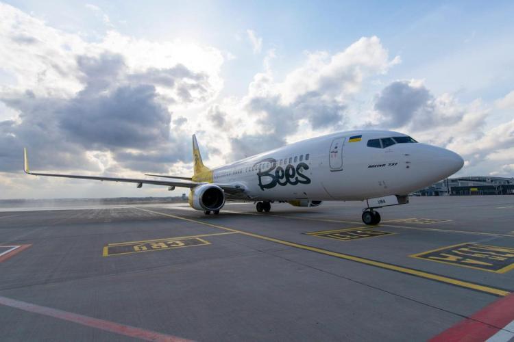 شركة طيران أوكرانية جديدة منخفضة التكاليف تبدأ عملها ضمن 29 مسار