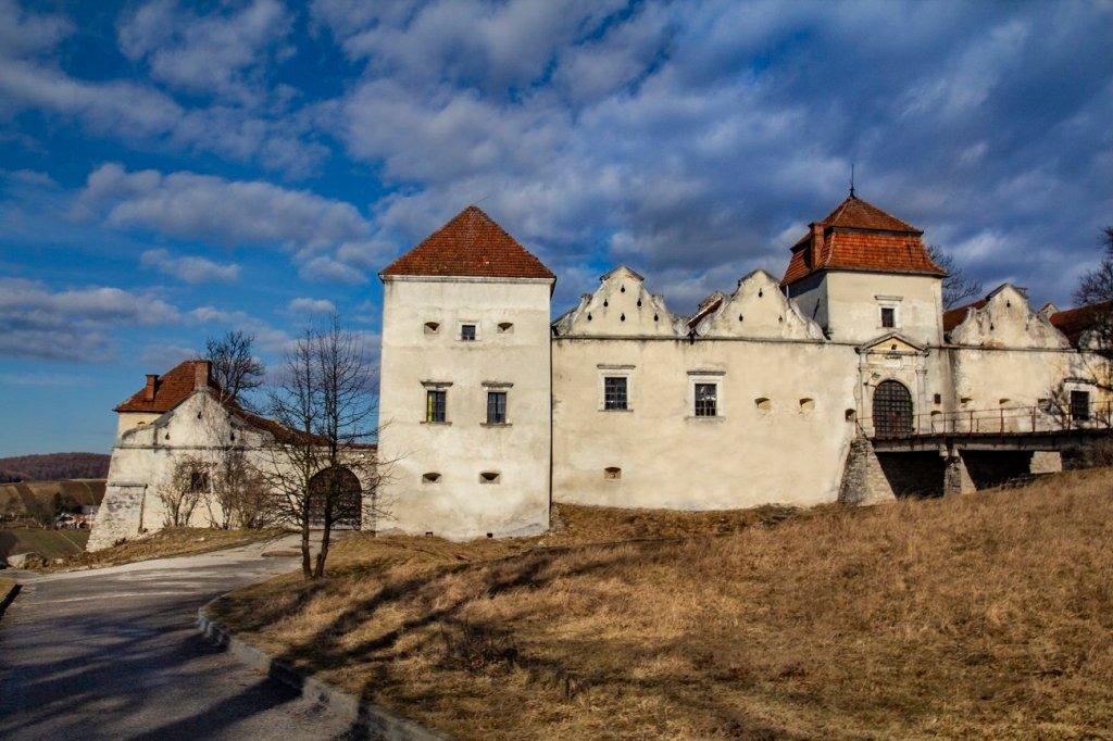 قلعة Svirzhsky