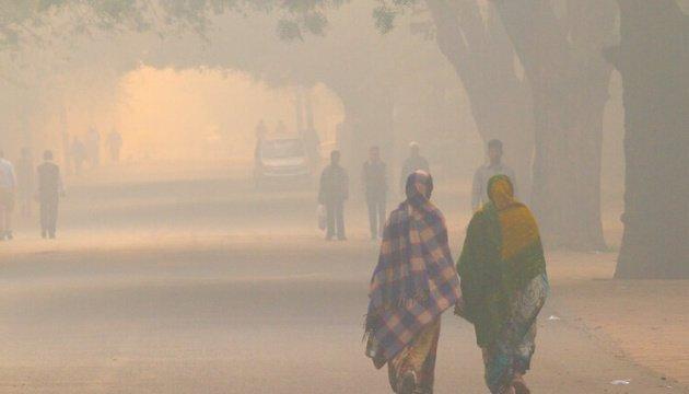 نيودلهي في صدارة قائمة المدن الأكثر تلوثا في العالم للمرة الثالثة