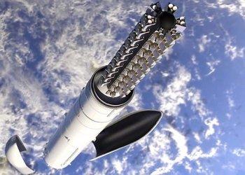 SpaceX تؤجل اطلاق اقمار الصناعية والسبب الطقس