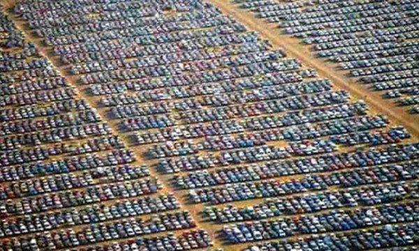 أين تذهب السيارات التي لم يتم بيعها؟