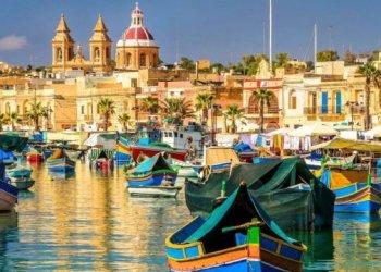 الدفع للسائحين الأجانب لقضاء عطلة في مالطا