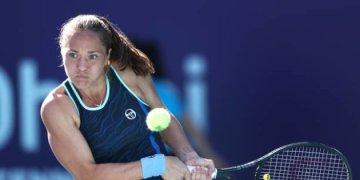 بوندارينكو في التصفيات النهائية لبطولة التنس في تشارلستون