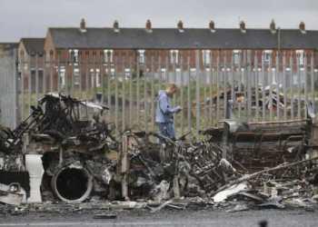 دبلن تقدم اجتماعًا خاصًا في لندن حول تفاقم الحالة في أيرلندا الشمالية