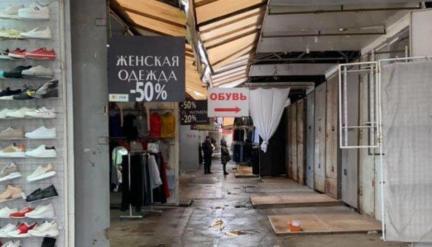 رجال اعمال يرفضون الامتثال لقوانين الحجر الصحي في نيكولاييف