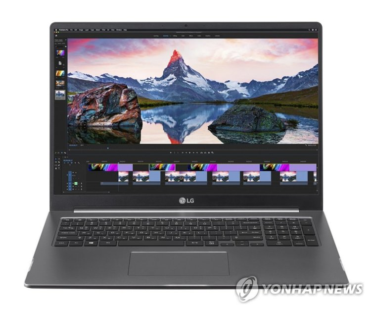 شركة LG تطرح لابتوب بمعالج قوي وشاشة عرض كبيرة