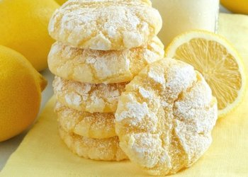 كوكيز الليمون