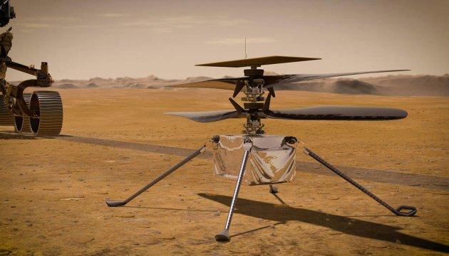 وكالة ناسا توجل اطلاق اول هليكوبتر الى المريخ