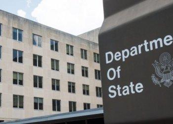 و زارة الخارجية الامريكية تتباحث مع أوكرانيا بشأن التصعيد الروسي للتوترات في أوكرانيا