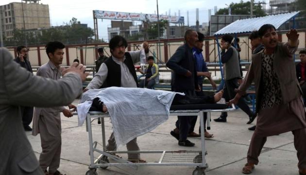 ارتفاع عدد القتلى في انفجار كابول إلى 40 قتيل