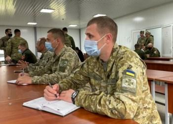 القوات المسلحة الاوكرانية