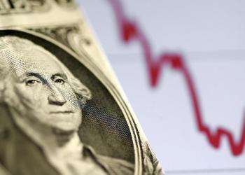 حصة الدولار الأمريكي من احتياطيات البنك المركزي العالمي من العملات تنخفض إلى أدنى مستوى لها في 25 عاما
