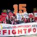 عمال ماكدونالدز في الولايات المتحدة ينفذون اضرابا للمطالبة برفع اجورهم