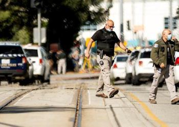 مقتل 8 اشخاص على يد موظف في إطلاق النار جماعي في ساحة سكة حديد في كاليفورنيا