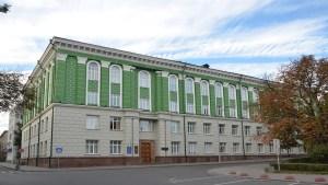 جامعة جورباتشوف الطبية الوطنية ترنوبل التابعة لوزارة الصحة في أوكرانيا