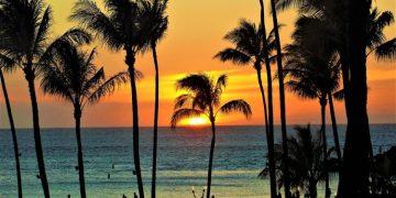 جنة على الأرض، جزيرة الهاواي