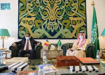 ولي العهد السعودي يتلقى رسالة من رئيس المجلس العسكري الانتقالي في تشاد