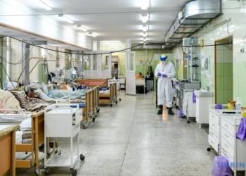 اوكرانيا تسجل 479 حالة إصابة جديدة بفيروس كورونا