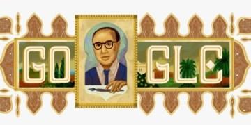 غوغل دودل يحتفي بحياة الفنان الجزائري محمد راسم