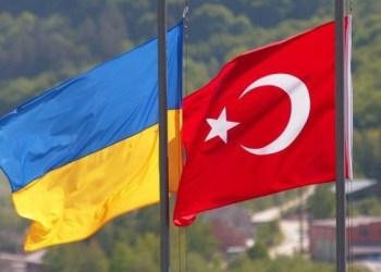 أوكرانيا وتركيا تعززان العمل على اتفاقية التجارة الحرة