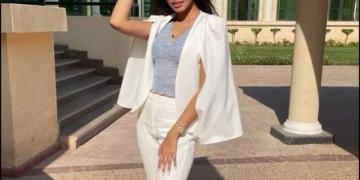 أول ظهور لحفيدة فيفي عبده من حفل تخرجها
