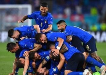 إيطاليا تفوز على إنجلترا في نهائي كأس الأمم الأوروبية لكرة القدم 2020