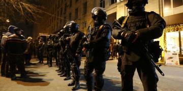 الشرطة تعتقل رجل قام بإطلاق النار في الهواء في أوديسا