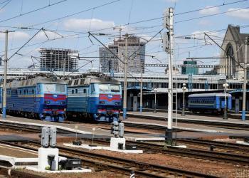 حدوث تأخير في حركة القطارات بفعل انقطاع التيار الكهربائي في كييف