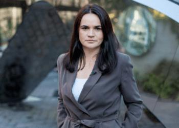 زعيمة المعارضة البيلاروسية التقت بزيلينسكي بشكل غير رسمي
