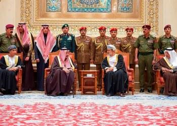 زيارة السلطان هيثم الى السعودية طموحات ترمي إلى تعميق العلاقات العمانية السعودية وفتح آفاق جديدة من التعاون